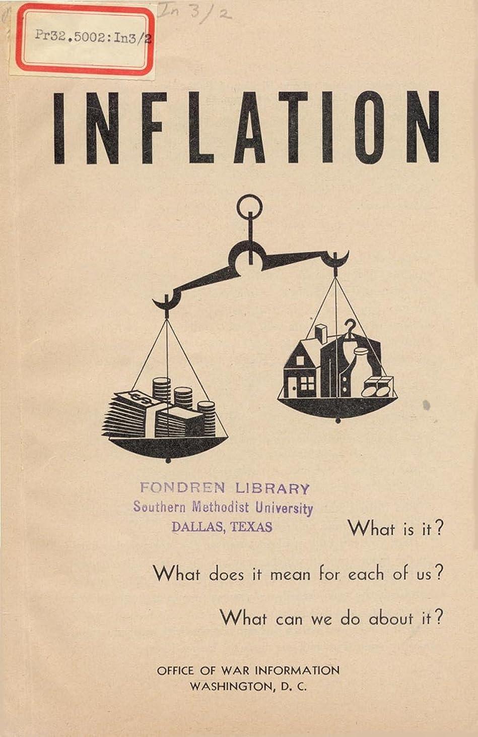 ボイラー高速道路売るInflation (English Edition)
