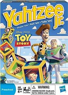 Yahtzee Jr. Disney Pixar Toy Story