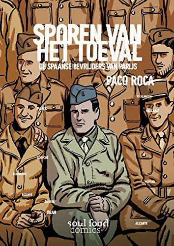 Sporen van het toeval: de Spaanse bevrijders van Parijs