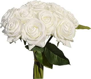 Best navy silk roses Reviews