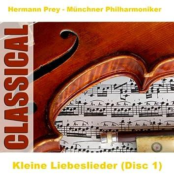 Kleine Liebeslieder (Disc 1)