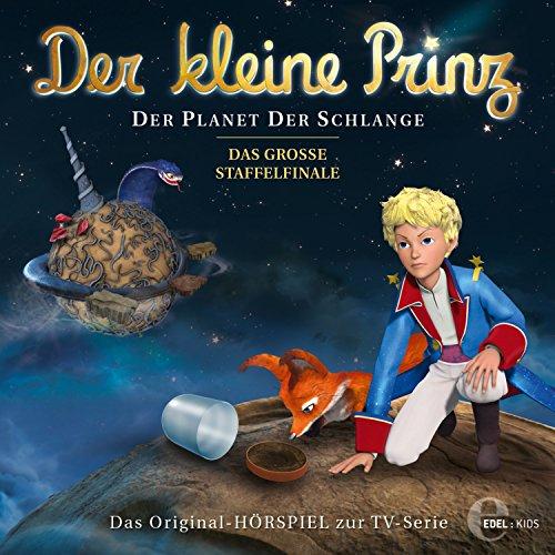 Der Planet der Schlange. Das Original-Hörspiel zur TV-Serie Titelbild