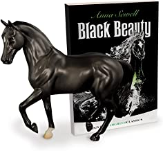 Breyer Classics Black Beauty Horse and Book Set (1:12 Scale)
