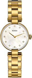 Rado Coupole Mother-of-Pearl Analog Watch for Women R22857923