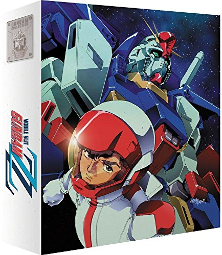 Mobile Suit Gundam ZZ - Box 1/2