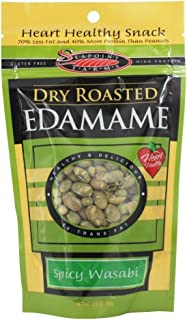 SeaPoint Farms - Edamame Dry Roasted Spicy Wasabi - 3.5 oz.(pack of 2)