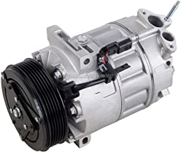 AC Compressor & A/C Clutch For Nissan Sentra 2.0L 2007 2008 2009 2010 2011 2012 - BuyAutoParts 60-02035NA NEW