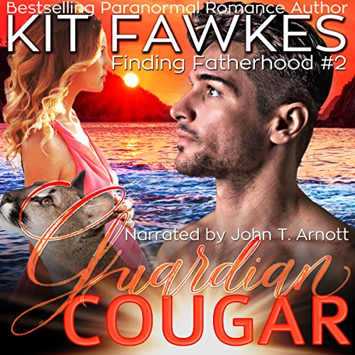 Guardian Cougar audiobook cover art