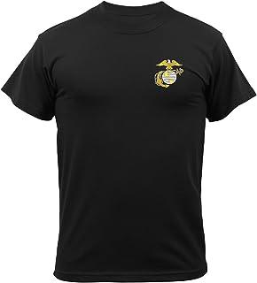 Rothco Tシャツ 半袖 ゴールドアンカー USMC