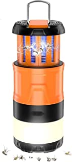 nobrand LED Camping Lantern, 3 in 1 LED USB Rechargable Outdoor Camping Fishing Tent Light Bug Zapper Waterproof Tent Emer...