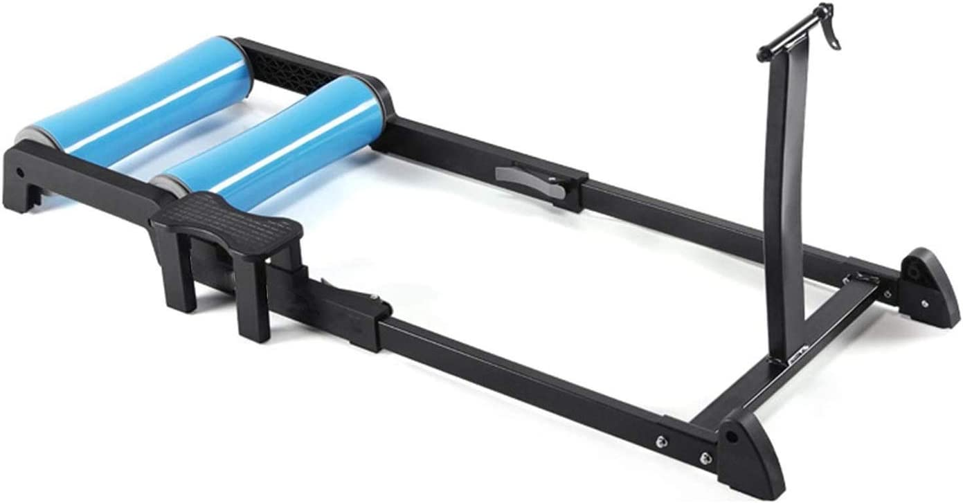 DSWHM Bike Challenge the lowest price Trainer Classic Stand Indoor Roller Riding