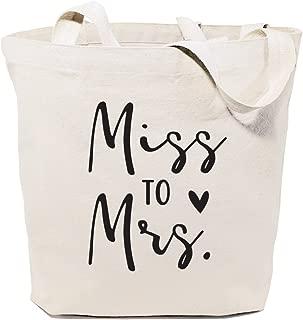 Wedding, Bridesmaid Gift, Beach, Shopping and Travel Resusable Shoulder Tote and Handbag
