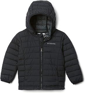 Boys' Powder Lite Hooded Jacket