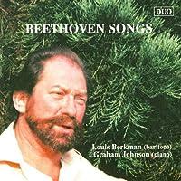 Beethoven:6 Songs By Gelle