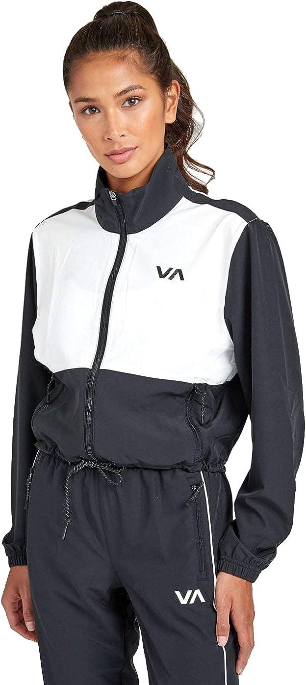 RVCA Women's Woven Track Jacket