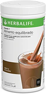 Herbalife batido formula 1 chocolate cremoso 550 gr
