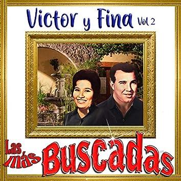Las Más Buscadas, Victor y Fina, Vol. 2