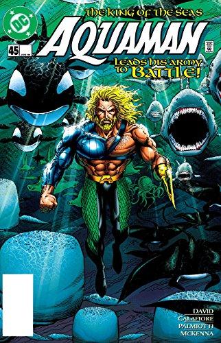 Aquaman (1994-2001) #45 (English Edition)