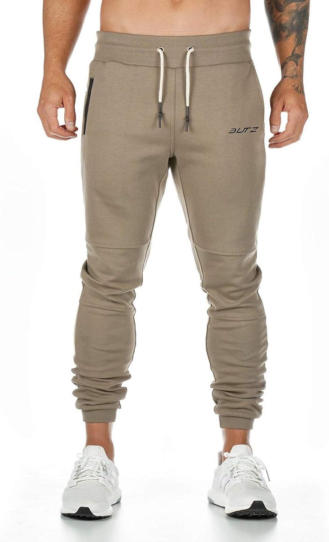Zestion Mens Slim Fit Jogger Stretch Excellence Trouse Skinny Pants Running Alternative dealer