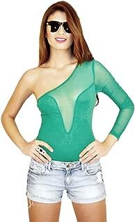 Hipster Bmb3Gr-S Bodysuit For Women - S