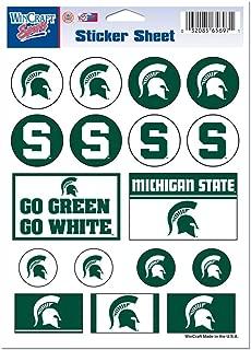 WinCraft NCAA Vinyl Sticker Sheet