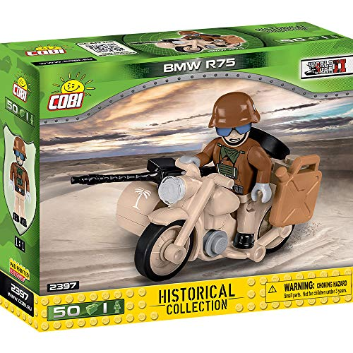 COBI Historical Collection BMW R75 Vehicle