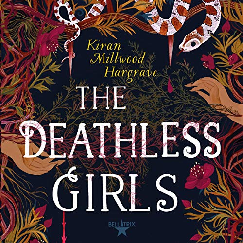 The Deathless Girls audiobook cover art