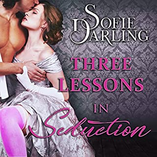 Three Lessons in Seduction audiobook cover art