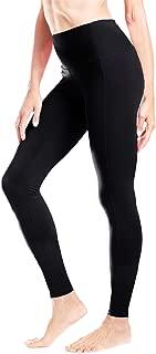 Yogipace Petite Women's 23/25 Side Pockets High Waisted Yoga Leggings 7/8 Tights Ankle Length Acitve Pants