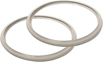 10 Inch Fagor Pressure Cooker Replacement Gasket (Pack of 2) – Fits Many 10 inch..