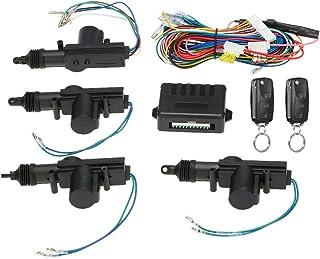 $37 » Sponsored Ad - Shkalacar Car Door Lock Keyless Entry System, Universal Car Remote Central Control Locking Kit, Burglar Ala...