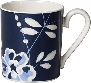 Villeroy & Boch Old Luxembourg Brindille Mug : Blue, 8.5 oz