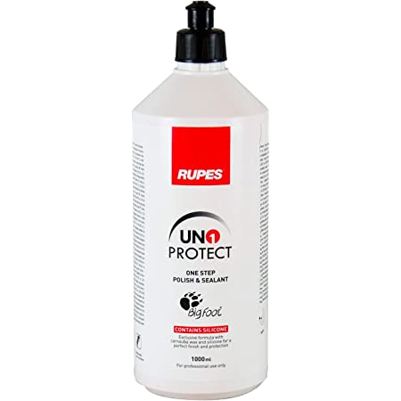 Rupes Uno Protect One Step Polish Sealant Politur Autopolitur 1 L Liter Auto