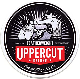 Uppercut Deluxe Featherweight Hair Pomade, 2.5 Ounces - Improved Formula