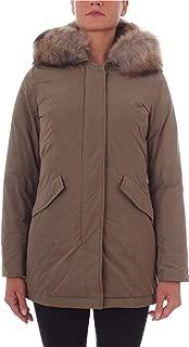 Woolrich Luxury Fashion Womens WWCPS2604CF406202 Brown Outerwear Jacket | Season Outlet