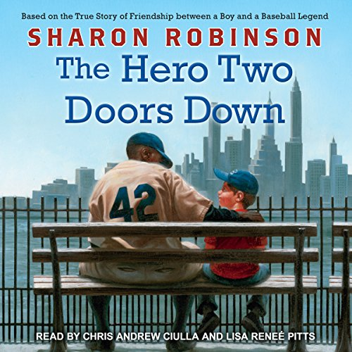 The Hero Two Doors Down  By  cover art