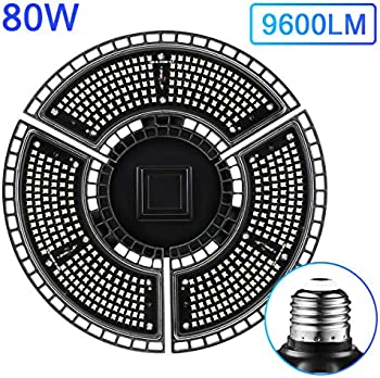 Aixpi 80W LED Garage Ceiling Lights