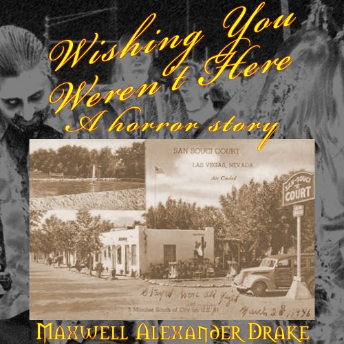 Wishing You Weren't Here audiobook cover art
