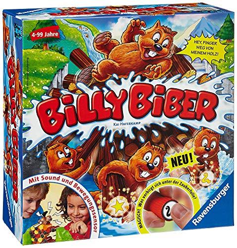 Ravensburger Kinderspiele 22246 - Billy Biber