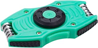 Dr.Qiiwi Car Type Fidget Spinner Toy, Ultra Durable High Speed Pressure Releaser for Adult and Children (Green)