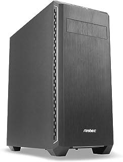 Antec P7 Silent Carcasa de Ordenador Midi-Tower Black - Caja de Ordenador (Midi-Tower, PC, Plastic,SGCC, ATX,Micro-ATX,Mini-ITX, Black, 16.5 cm)