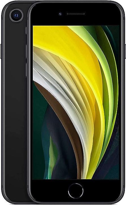 Iphone ricondizionato se 2a generazione 64gb nero (ricondizionato) iphone apple