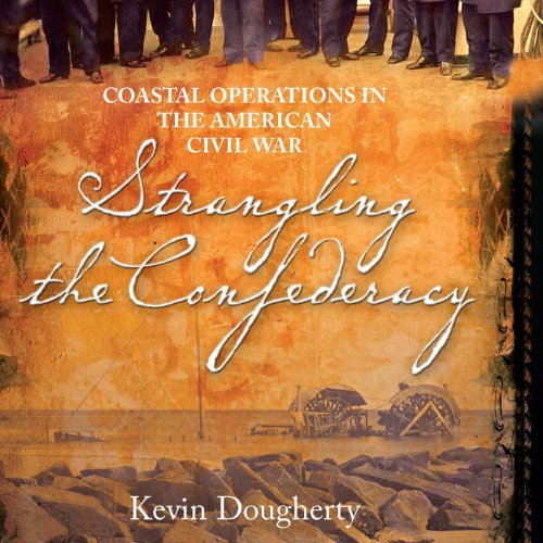 Strangling the Confederacy audiobook cover art