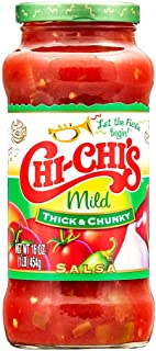 Chi-Chi's Thick & Chunky Mild Salsa, 16 Ounce
