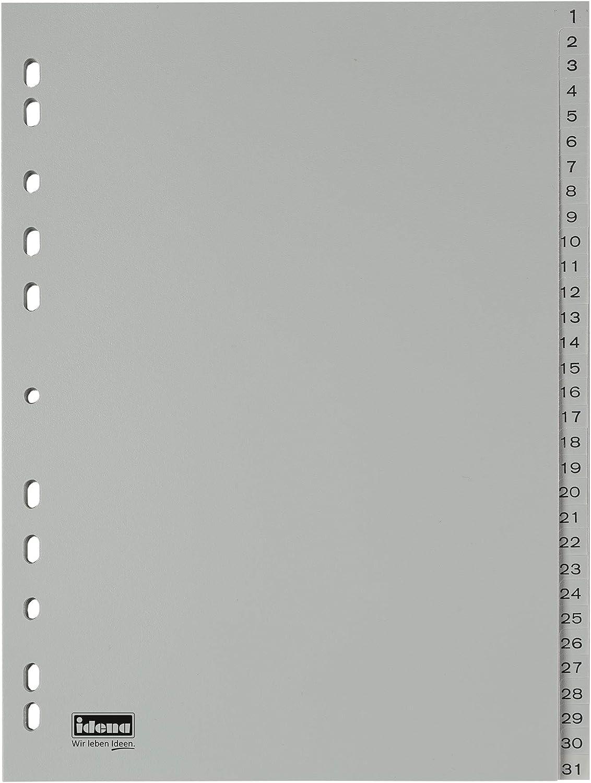 DIN A4 Idena 302028 Register A Z /Überbreite