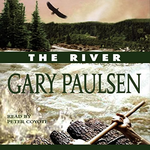 The River audiobook cover art