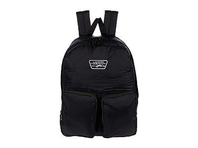 Vans Long Haul Backpack (Black) Backpack Bags