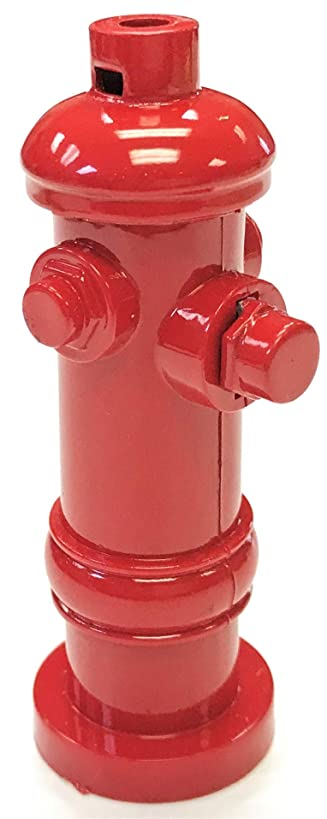 Eclipse Collectible Novelty Fire Hydrant Design Refillable Lighter, 1395