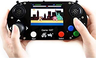 Game HAT for Raspberry Pi A+/B+/2B/3B/3B+/Zero W with 3.5inch IPS Screen 480x320 60 Frame Make Your Own Game Console