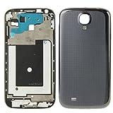 Zhangli Tapa Trasera del telefono Reemplazo Completo de la Cubierta de la Placa Frontal de la Carcasa para Samsung Galaxy S4 / i9505 contraportada